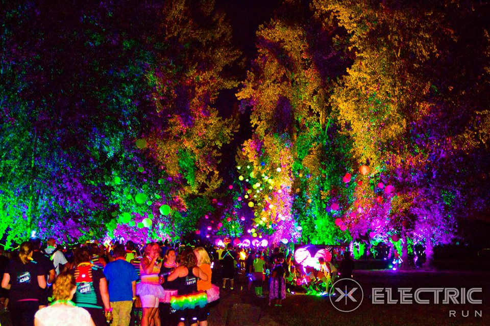 The Electric Run 2013: The Glowing 5K you don't want to miss