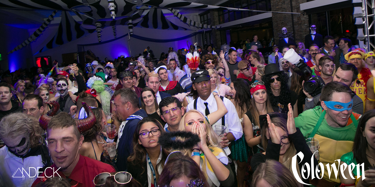 denver halloween party 2017